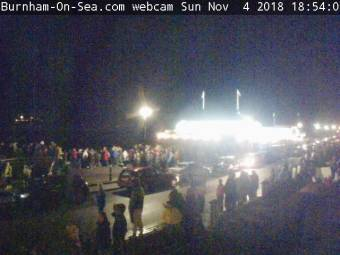 Webcam Burnham-on-Sea