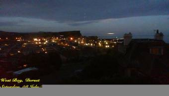 Webcam West Bay (Dorset)