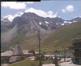 Webcams in Tignes