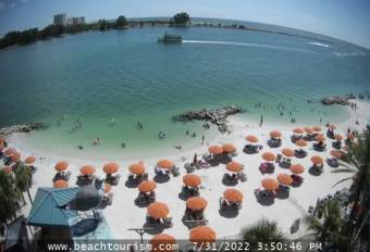 Webcam Clearwater, Florida