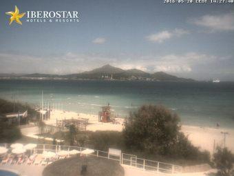 Webcam Playa de Muro (Majorca)