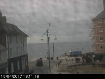 Webcam Aberystwyth