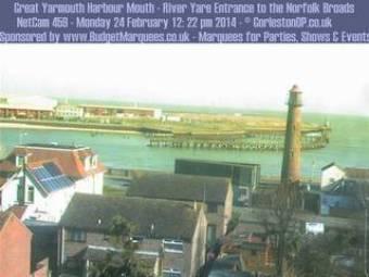Webcam Great Yarmouth