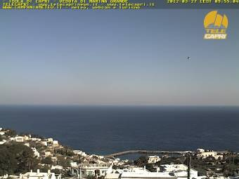Webcam Marina Grande (Capri)