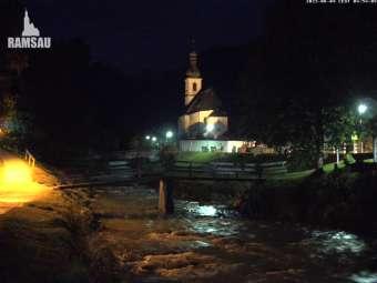 Webcam Ramsau bei Berchtesgaden