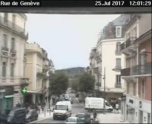 Webcam Aix-les-Bains