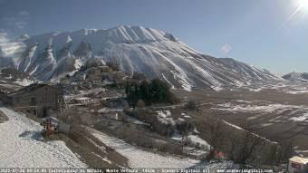 Webcam Castelluccio di Norcia