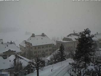 Webcam Les Ponts-de-Martel