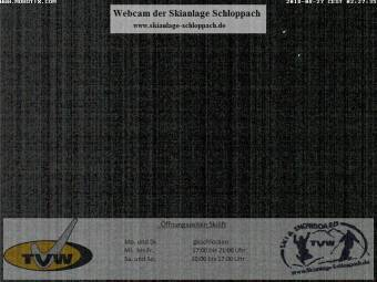 Webcam Schloppach