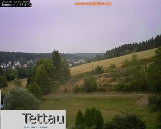 Webcam Tettau (Bavaria)