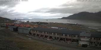 Webcam Longyearbyen (Spitsbergen)
