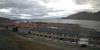 Webcam Longyearbyen (Spitzbergen)