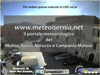 Webcam Forli Del Sannio