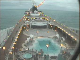 MSC Orchestra  Webcams Pool View
