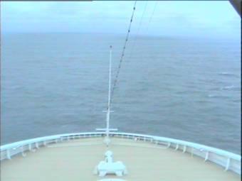 MSC Orchestra webcambeelden Vooraanzicht