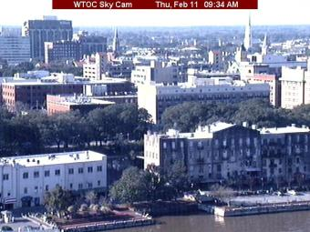 Webcam Savannah, Georgia