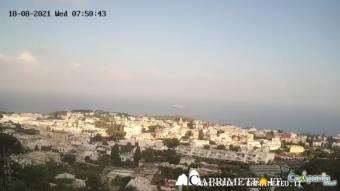 Webcam Anacapri (Capri)