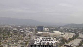 Webcam Burbank, California
