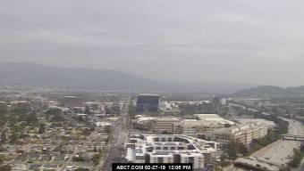 Webcam Burbank, California
