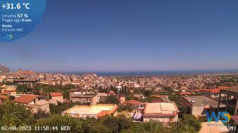 Webcam Carini