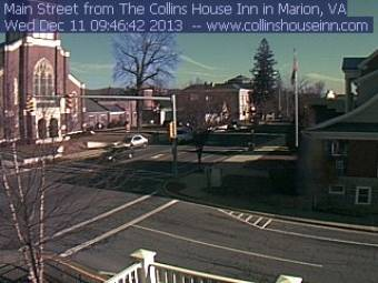 Webcam Marion, Virginia