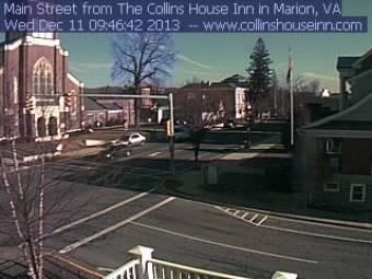 Webcam Marion, Virginia