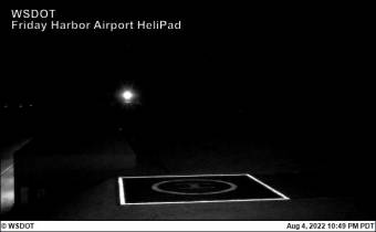 Webcam Friday Harbor, Washington
