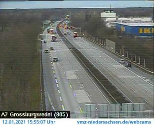 Webcam Großburgwedel