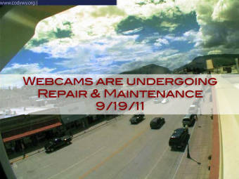 Webcam Cody, Wyoming