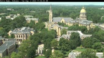 Notre Dame, Indiana 3 minutes ago