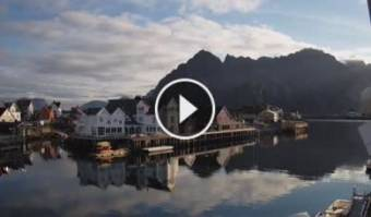 Webcam Henningsvær