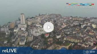 Webcam Montreux