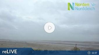 Webcam Norddeich