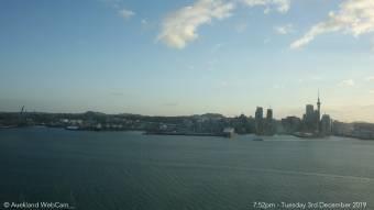 Webcam Auckland