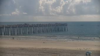 Webcam Jacksonville Beach, Florida