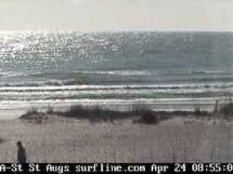 Webcam Saint Augustine Beach, Florida