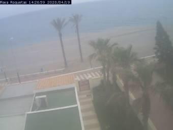 Webcam Roquetas de Mar