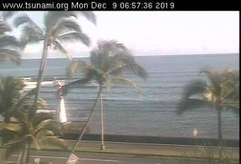 Webcam Hilo, Hawaii