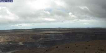 Webcam Kilauea, Hawaii