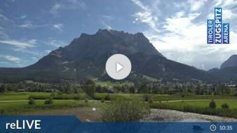 Webcam Ehrwald
