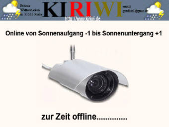Webcam Suthfeld