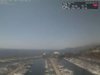 Webcam Santo Stefano al Mare