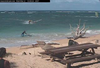 Webcam Kahului, Hawaii