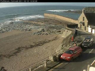 Webcam Porthleven