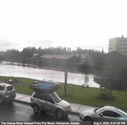 Webcam Fairbanks, Alaska