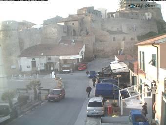 Webcam Giglio Castello (Isola del Giglio)