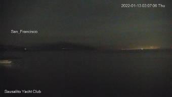 Webcam Sausalito, California