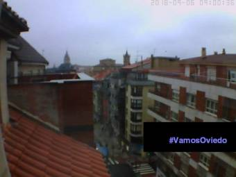 Webcam Oviedo