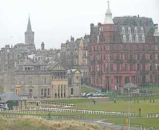 Webcam St Andrews