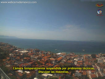 Webcam Puerto Vallarta
